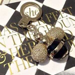 Kate Spade Queen Bee Key Fob